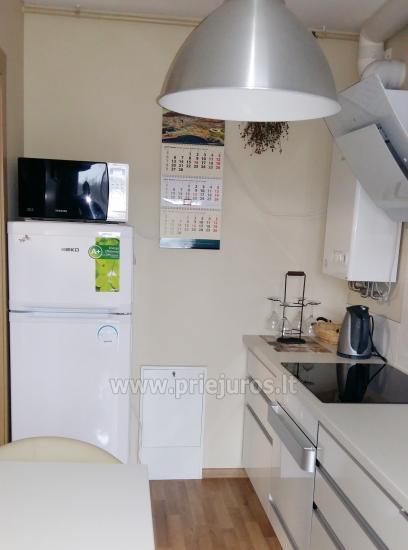 Jaukūs, nauji 1 kambario skandinaviško tipo apartamentai Palangoje Saulės Takas - 4