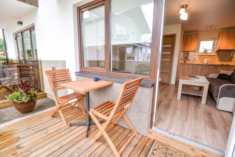 New flats, apartments, holiday houses for rent VILA TANTE - 23