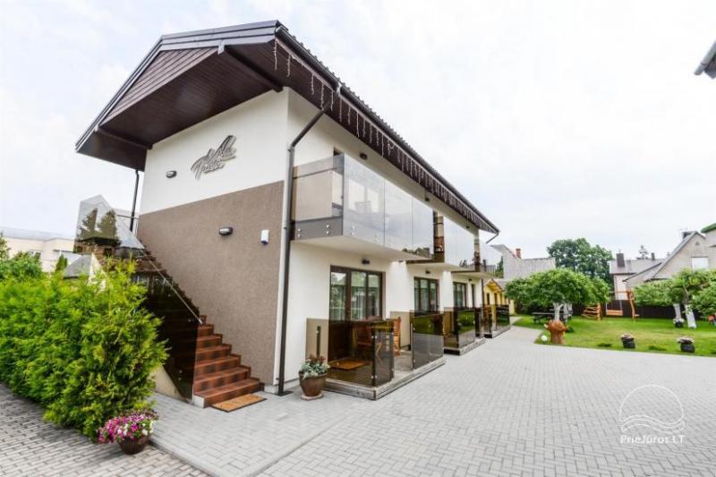 Neue Wohnungen, Appartements, Ferienhäuser zu vermieten VILA TANTE