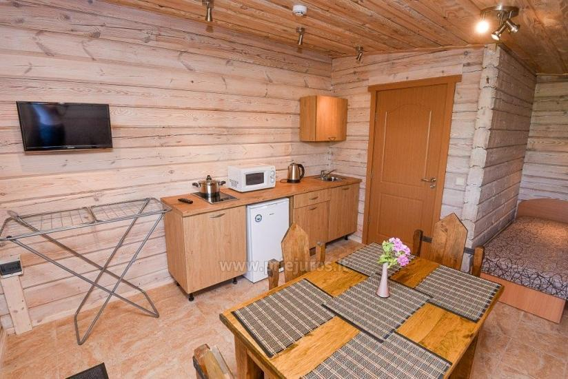 9 LELIJOS - new wooden holiday houses for cosy family rest - 4