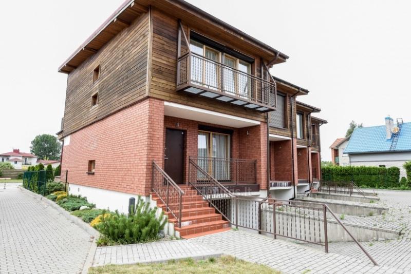 Wohnungen zur Miete in Sventoji in der Nähe der Ostsee, Litauen