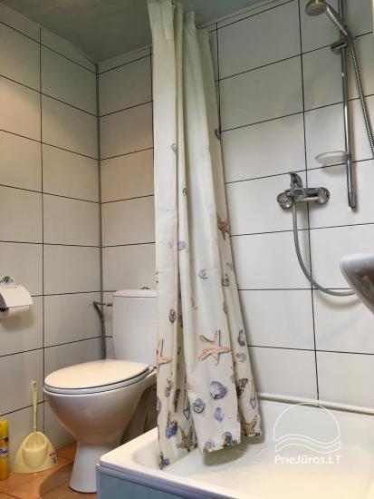 Dzīvokļu īre Juodkrante: visas ērtības, autostāvvieta, Wi-Fi, lapene - 39