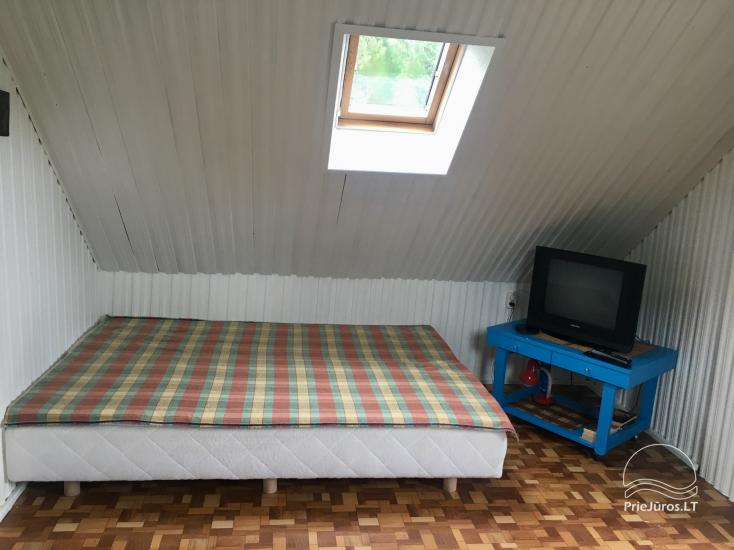 Dzīvokļu īre Juodkrante: visas ērtības, autostāvvieta, Wi-Fi, lapene - 27