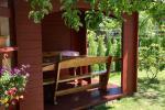 Urlaub in Juodkrante: alle Bequemlichkeiten, Parkplätze, Wi-Fi, Laube - 4