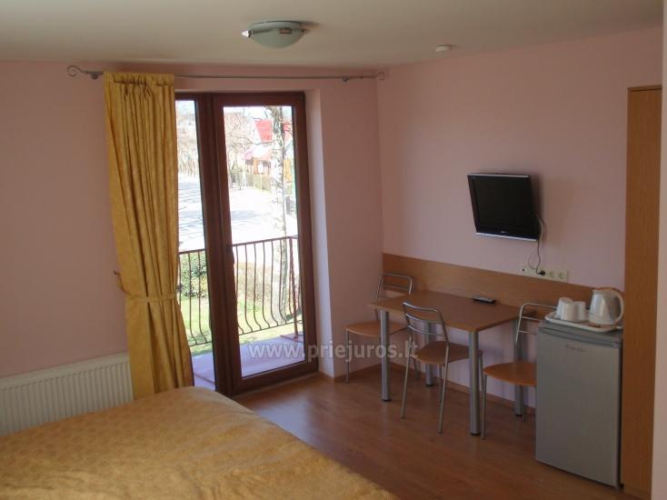 Kambarių, apartamentų nuoma naujame, šiuolaikiškai įrengtame name - 3