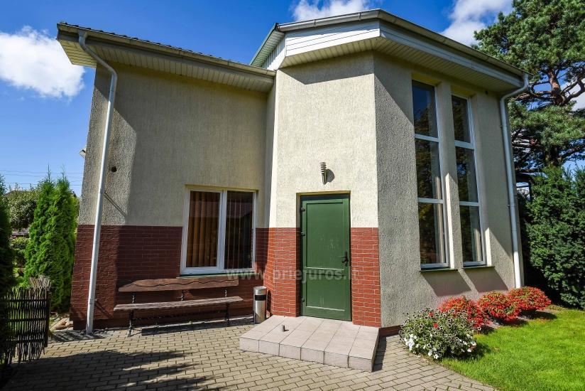 Sauna in Klaipeda Dusetų - 7