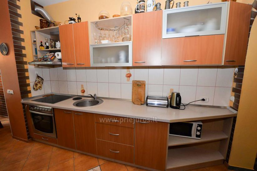 Two rooms apartment in Juodkrante, Curonian Spit - 20