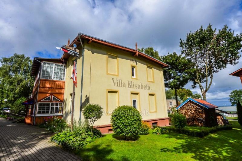 Appartement im Villa ELISABETH