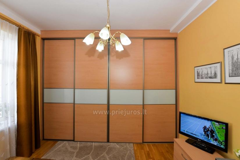 Two rooms apartment in Juodkrante, Curonian Spit - 10