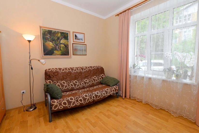 Two rooms apartment in Juodkrante, Curonian Spit - 12
