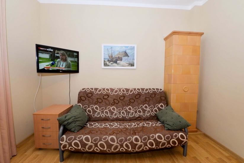 Two rooms apartment in Juodkrante, Curonian Spit - 15