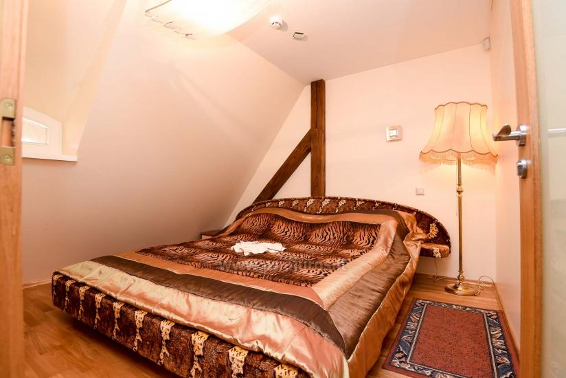 Villa Prie Peterso tilto in Rusne: accommodation, restaurant - 4