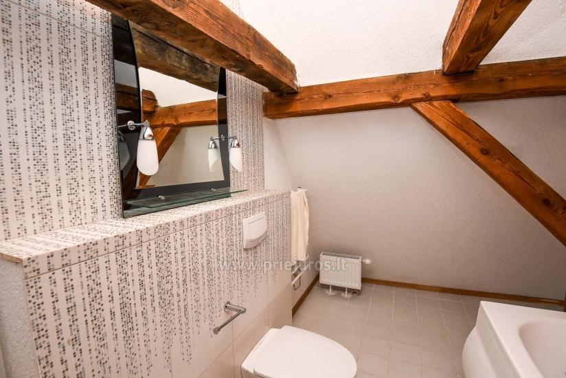 Villa Prie Peterso tilto in Rusne: accommodation, restaurant - 7