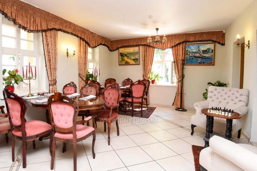"""Vila """"Prie Peterso tilto"""" – kambariai, apartamentai, restoranas Rusnėje - 9"""