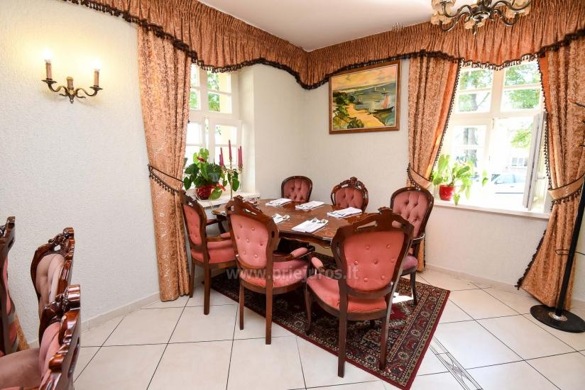 Accommodation Prie Peterso tilto in Rusne, Silute district - 10
