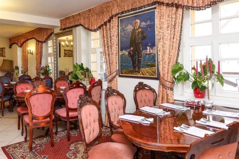 """Vila """"Prie Peterso tilto"""" – kambariai, apartamentai, restoranas Rusnėje - 11"""