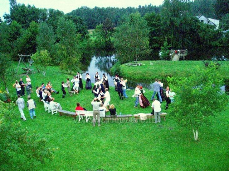 Gehöft Jotovila Mieten in Silute Region. Bankett, Konferenzsaal, Sauna - 5