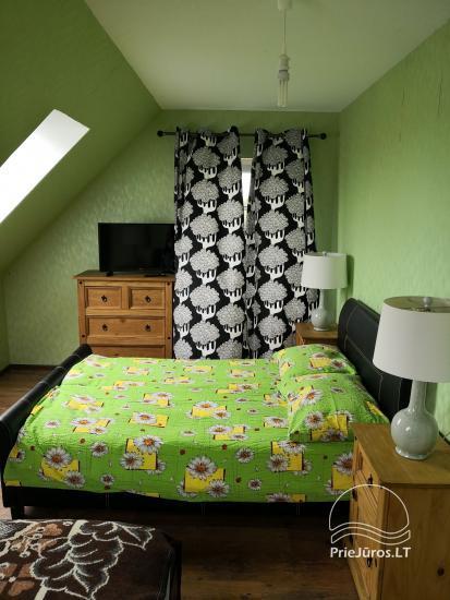 Keturių miegamųjų namas Šturmų kaime - 8