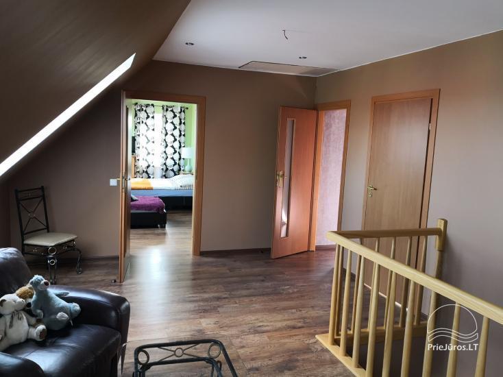 Keturių miegamųjų namas Šturmų kaime - 11