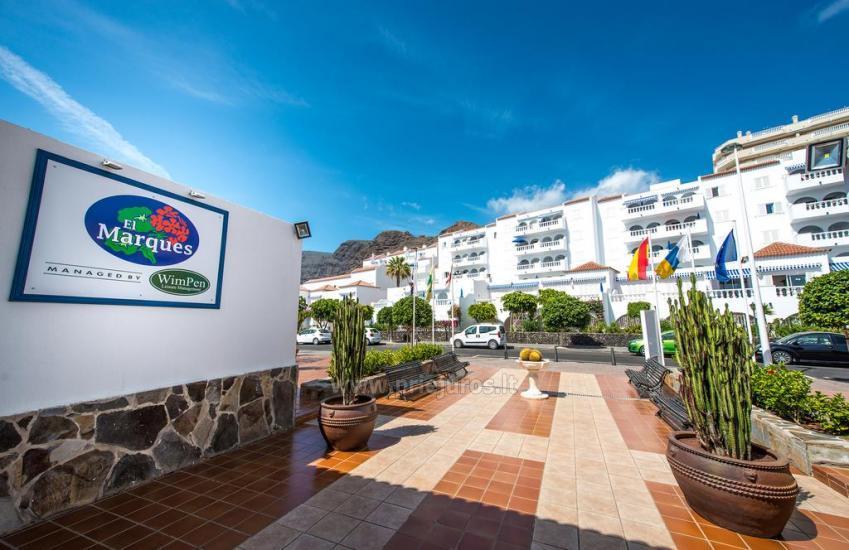 Apartamentai pietinėje Tenerifės dalyje Ona el Marques komplekse - 4