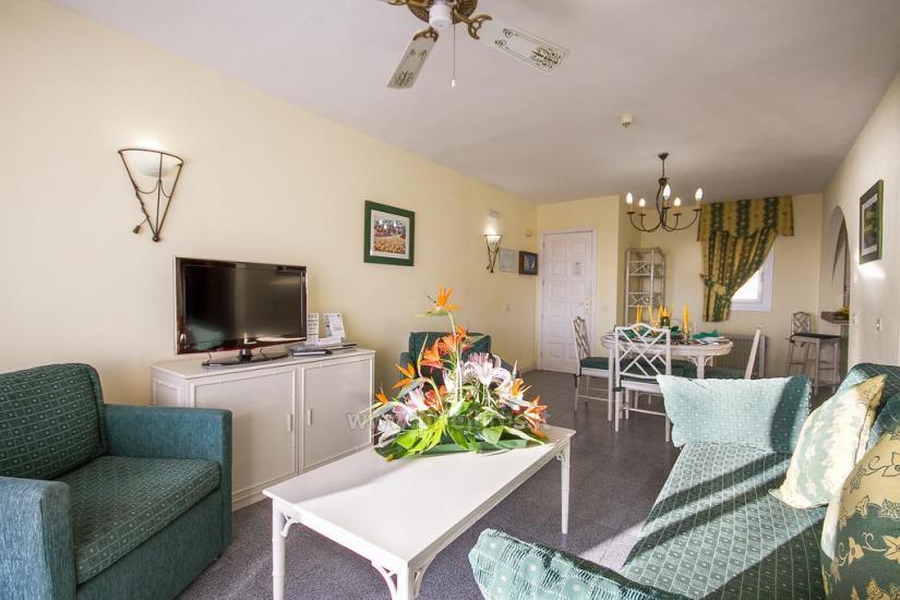 Apartamentai pietinėje Tenerifės dalyje Ona el Marques komplekse - 8
