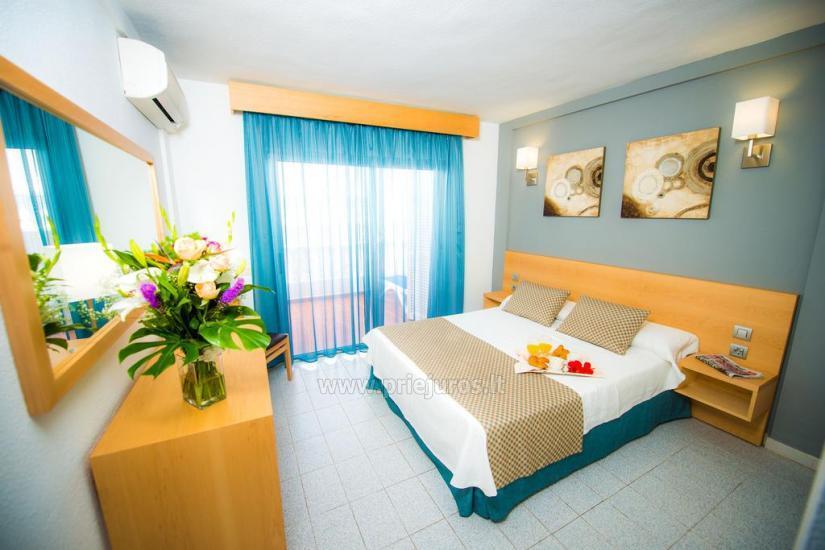 Apartamentai pietinėje Tenerifės dalyje Ona el Marques komplekse - 10
