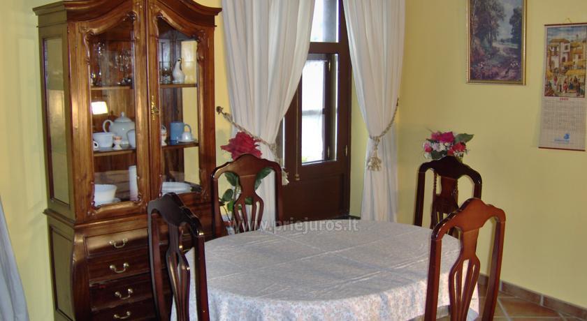 Monasterio de San Antonio apartamentai Tenerifėje - 8