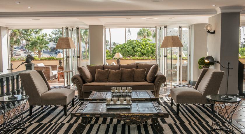 Viešbutis Olé Tropical Tenerife Tenerifėje - 12