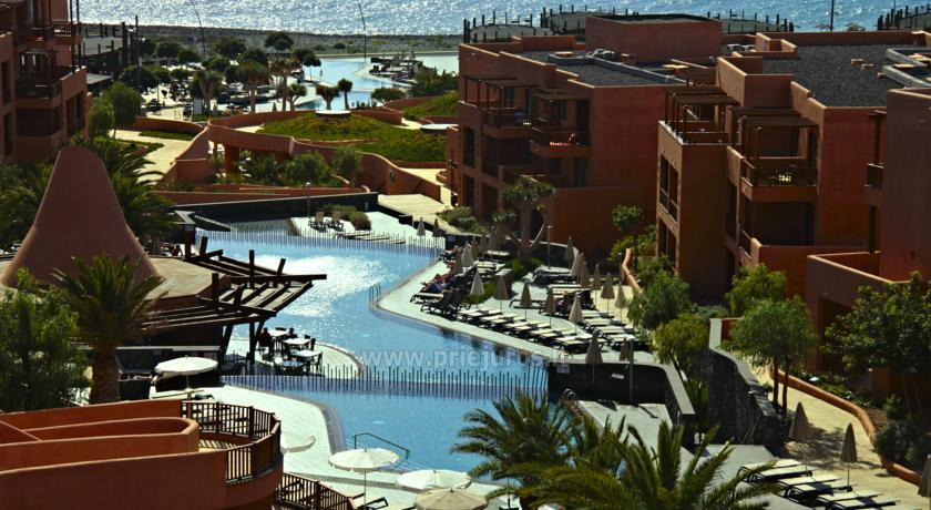 Poilsio kompleksas Sandos San Blas Nature Resort & Golf - All Inclusive  - 1