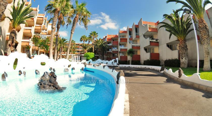 Alborada Beach Club erdvūs apartamentai pietinėje Tenerifės dalyje - 3