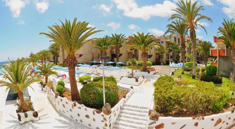 Alborada Beach Club erdvūs apartamentai pietinėje Tenerifės dalyje