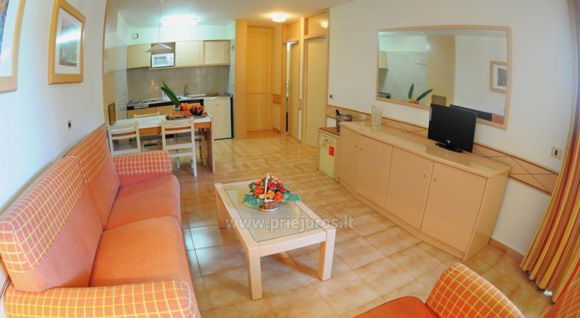 Alborada Beach Club erdvūs apartamentai pietinėje Tenerifės dalyje - 7