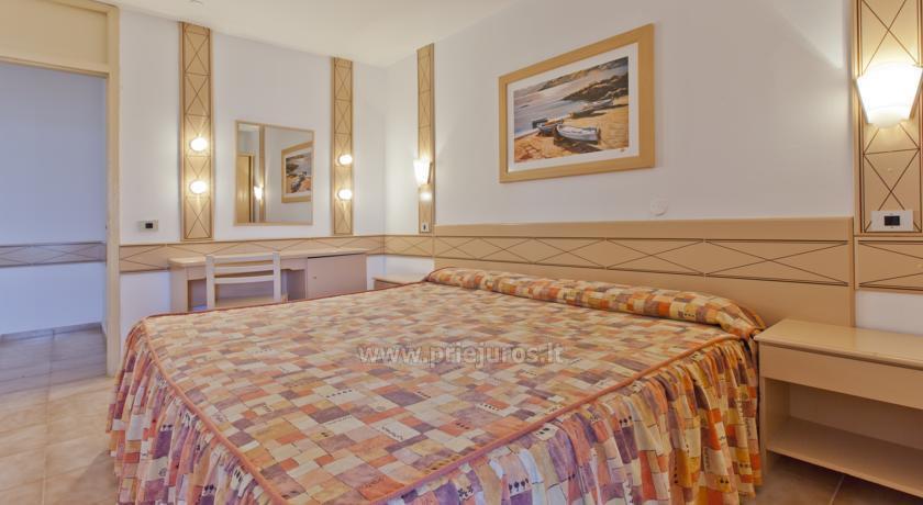 Alborada Beach Club plašie apartamenti dienvidu Tenerife - 10