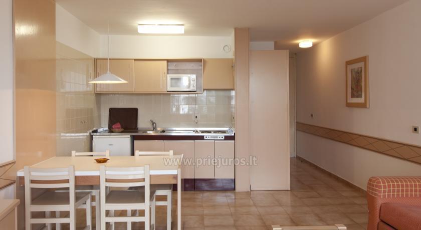 Alborada Beach Club erdvūs apartamentai pietinėje Tenerifės dalyje - 11