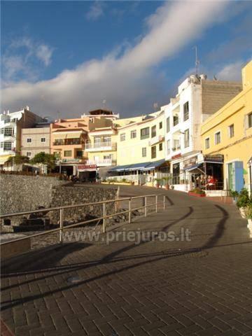 Isla de Oro apartamentai Tenerifėje Los Abrigos kurorte - 2