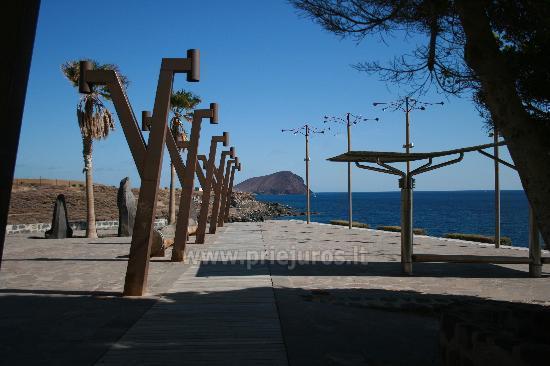 Isla de Oro apartamentai Tenerifėje Los Abrigos kurorte - 3
