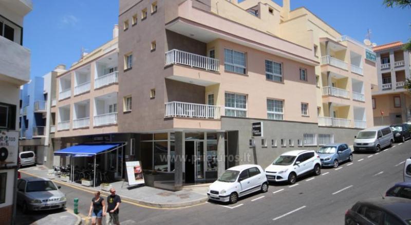 Isla de Oro apartamentai Tenerifėje Los Abrigos kurorte