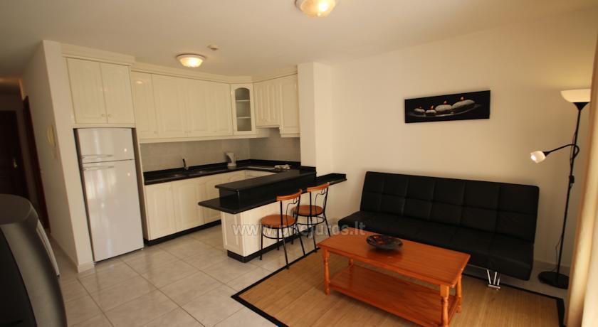 Isla de Oro apartamentai Tenerifėje Los Abrigos kurorte - 6