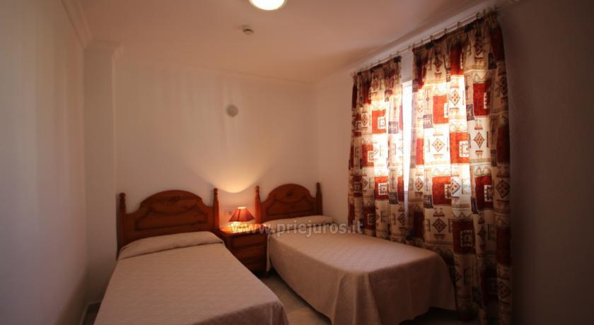 Isla de Oro apartamentai Tenerifėje Los Abrigos kurorte - 10