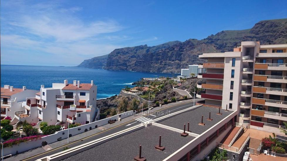 Balcon de Los Gigantes apartments in Tenerife with outdoor swimming pool - 5