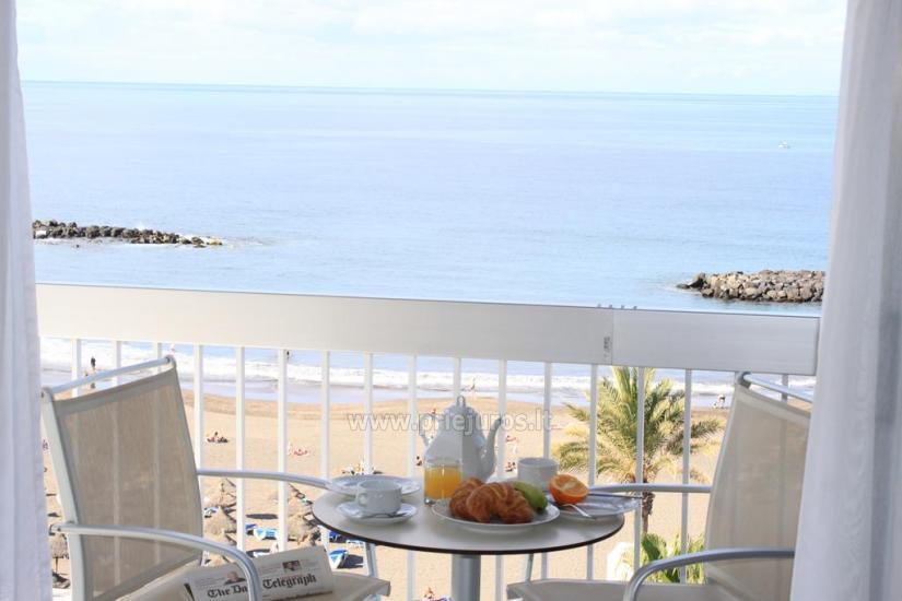 Elegantiško interjero apartamentai Palm Beach Club komplekse - 9