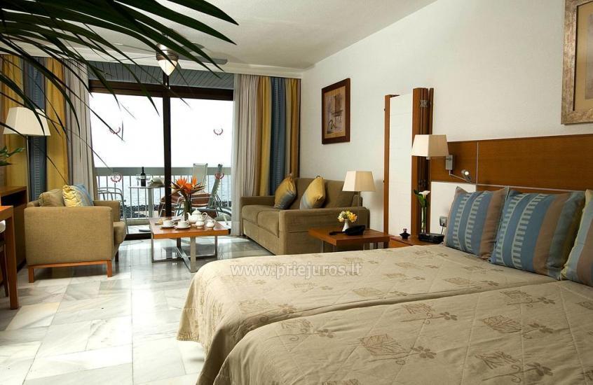 Elegantiško interjero apartamentai Palm Beach Club komplekse - 7