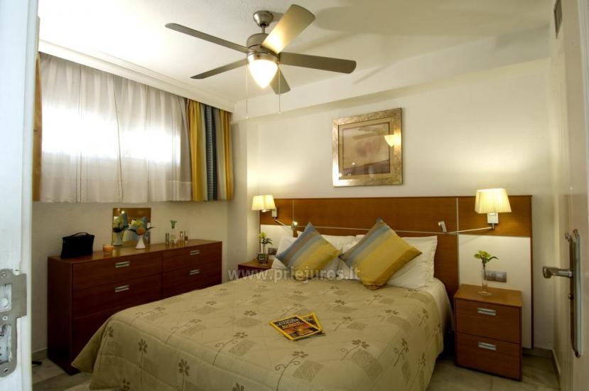 Elegantiško interjero apartamentai Palm Beach Club komplekse - 8