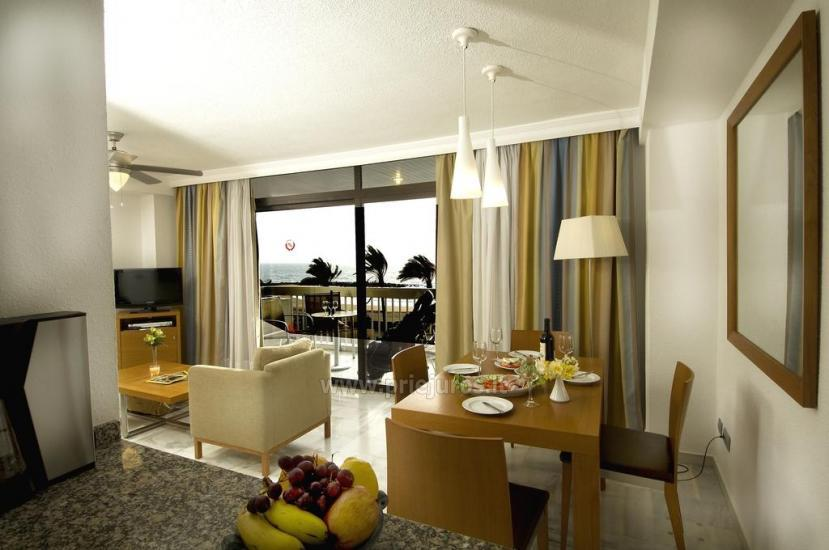 Elegantiško interjero apartamentai Palm Beach Club komplekse - 11