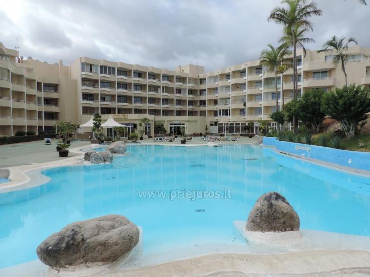 Apartamentų komplekas Parque Verde - 1