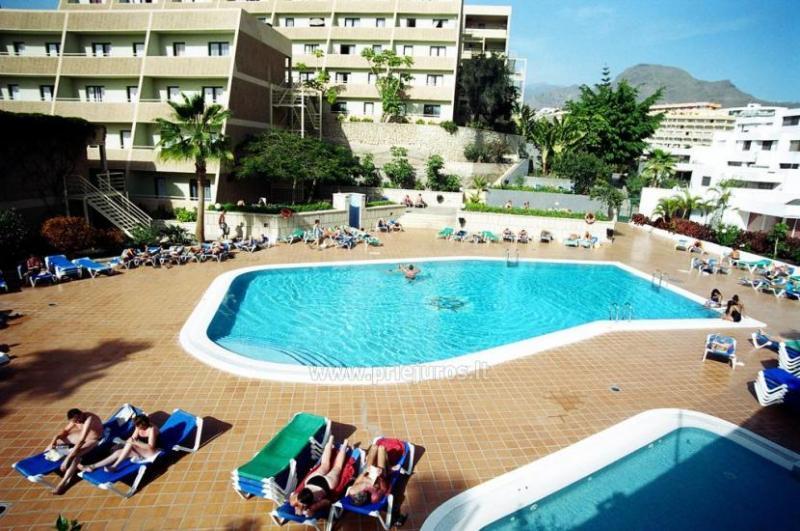 Apartamentai Playazul kurorto centre