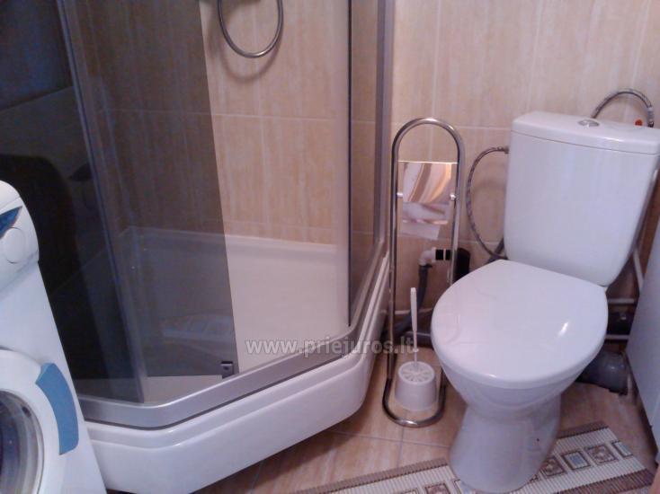 Ein-Zimmer-Wohnung zur Miete in Klaipeda: Stunden, Tage, Wochen - 2