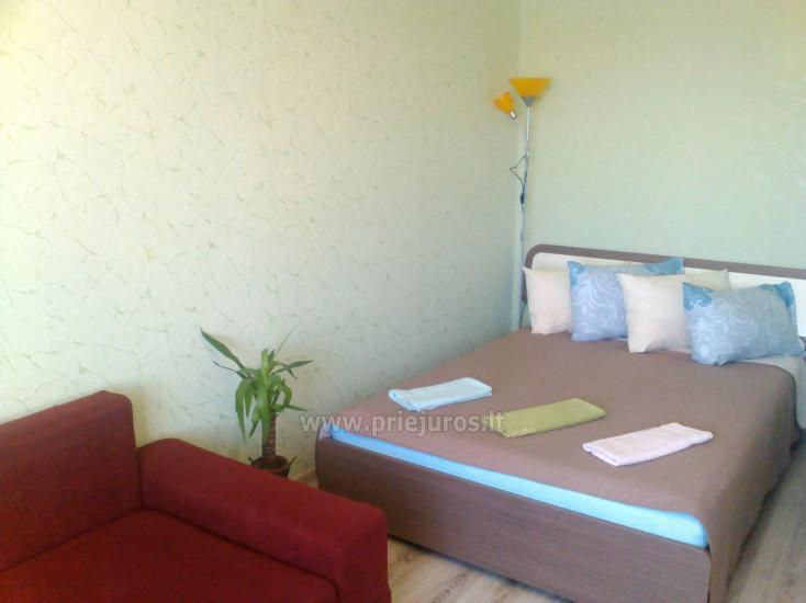 Ein-Zimmer-Wohnung zur Miete in Klaipeda: Stunden, Tage, Wochen - 3