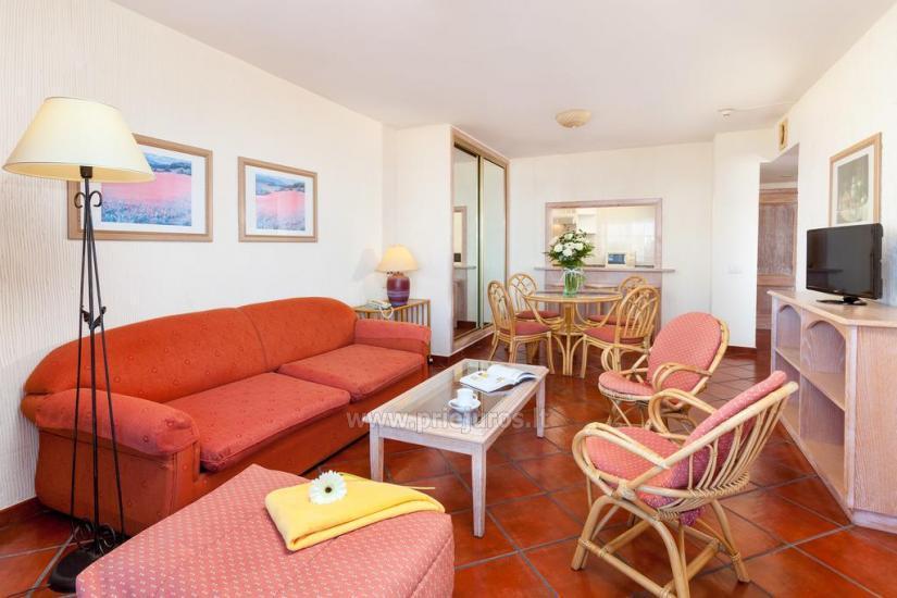 Masaru apartamenti ar skaistu subtropu dārzu - 16