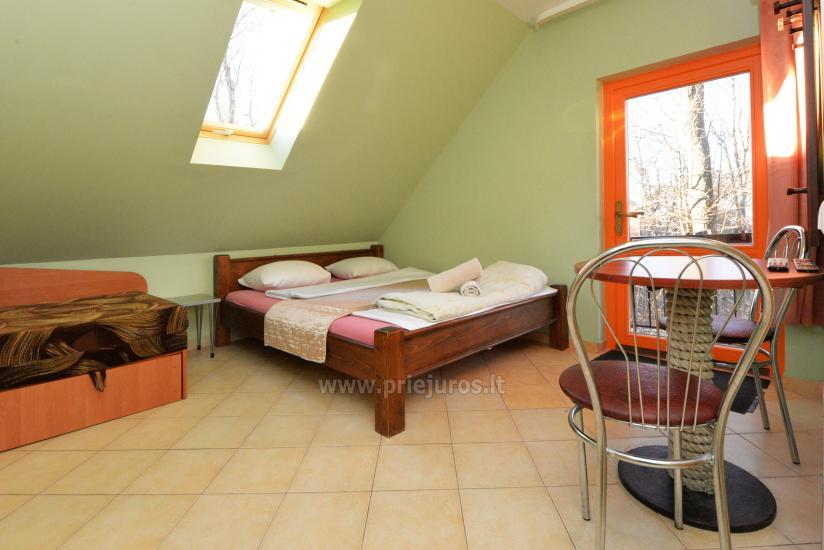 Rooms for rent near klaipeda for a night weeend week for Rent a hotel for a month